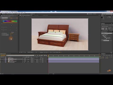 SimLab Composer advanced rendering tutorial (Element renderer)