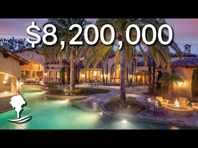 6896 Poco Lago, Rancho Santa Fe, CA 92067 | Offered at $8,200,000