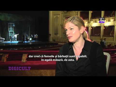 Master of the Orchestras. Interview with Keri-Lynn Wilson  / 16 iunie (TV)