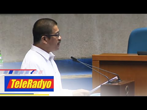 Rep. Carlos Zarate makes case for ABS-CBN franchise | Teleradyo
