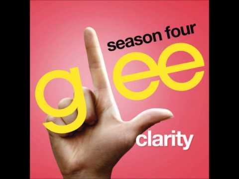 Glee - Clarity (DOWNLOAD MP3 + LYRICS)