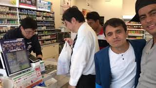 japanese travels nepali friends its funny