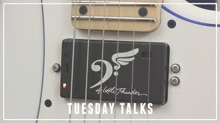 Tuesday Talks | Adding A Little Thunder To My Guitar