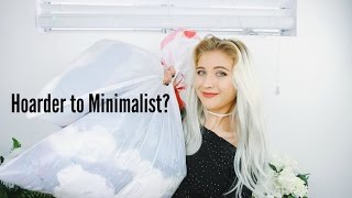 MASSIVE Room Declutter | Road to Minimalism