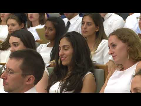 Physicians Oath Ceremony Class of  2021