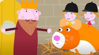 Маленькое королевство Бена и Холли | Неугомонный питомец Дейзи и Поппи | Мультики смотреть онлайн в хорошем качестве бесплатно - VIDEOOO