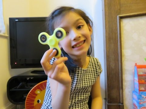 Fidget Spinner a New Toy Craze