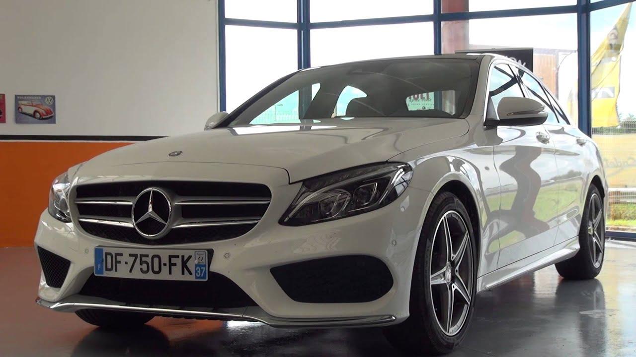 2014 Mercedes Classe C W205 - Aperçu Intérieur et Extérieur ...