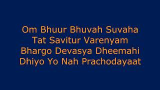 Download Gayatri Mantra - Sathya Sai Baba, 108x