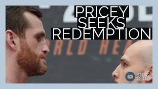 CAN DAVID PRICE PULL OFF AN UPSET OVER SERGEY KUZMIN???