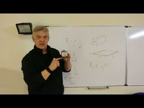 How To Make A Probe For Square Resistance