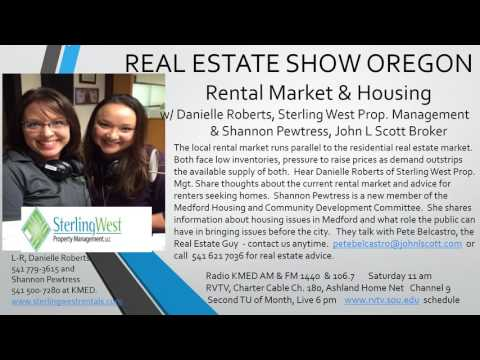 Real Estate Medford, Rental Housing and Housing Issues
