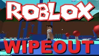 Team SBG Plays Roblox : WipeOut! (Family Multiplayer)
