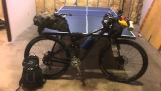 Colorado trail bike packing preparation, July 2015 - part 1