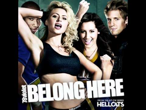 78violet - Belong Here (Hellcats Theme)