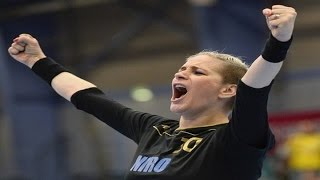 Gols, Brasil 22 x 25 Romênia  - Mundial Feminino de Handebol 13/12/2015