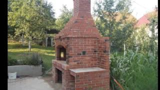 vrtni kamin/peka/roštilj/garden grill