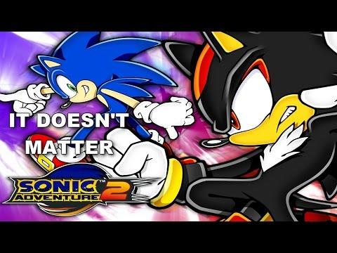 [SONIC KARAOKE] Sonic Adventure 2 - It doesn't matter (Ted Poley & Tony Harnell) [REDONE] [HD]