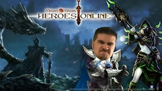 AngryJoe Plays Heroes of Might & Magic Online