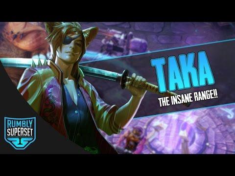 Vainglory Gameplay - Episode 298: OK....THIS IS BROKEN LOL! Taka |CP| Jungle Gameplay [Update 2.2]