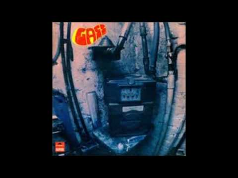 Gass - 1970 ( feat. Peter Green on Guitar )