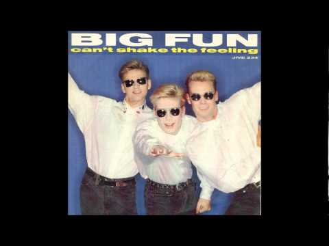 Big Fun - Can't Shake The Feeling (PWL Extended Mix)