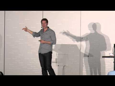 Sean Gourley (Quid) - Auckland Startup & Tech Meetup 2014