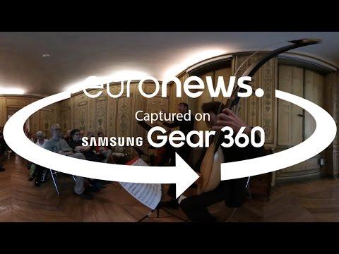 360°: Lyon'da müzik, resim ve dokumanın barok buluşması