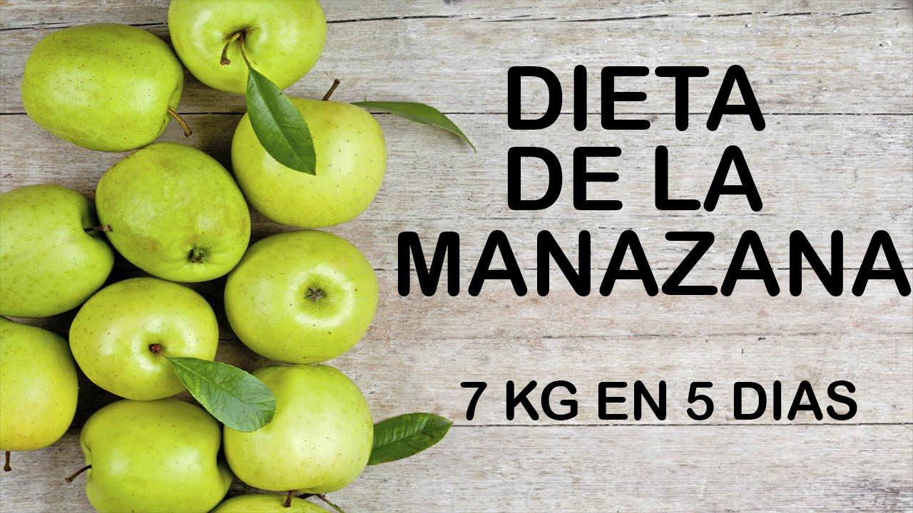 Dieta de la manzana funciona testimonios