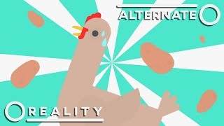 Was, wenn jeder VEGAN werden würde?   Alternate Reality