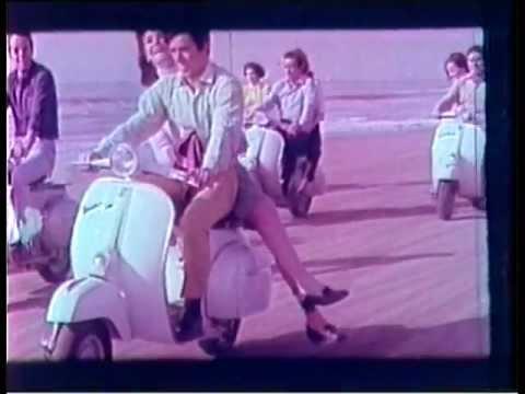 Vespa 50cc Vintage Commercial 2 Youtube