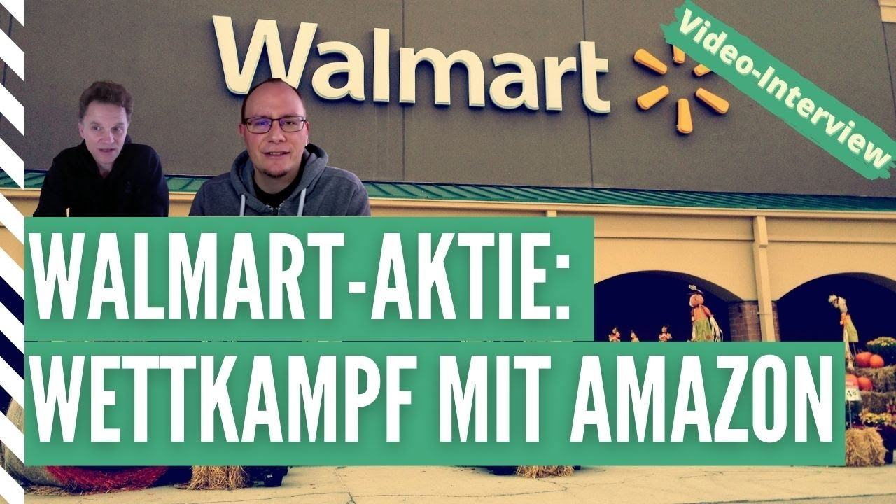 Walmart Aktie - Investieren in einen Digital Transformation Leader