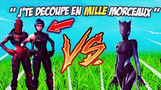 I face 2 brother RAGEUX on Fortnite, here's what it's pass (very funny)