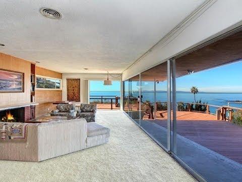 Incredible Oceanside Estate in Laguna, Beach