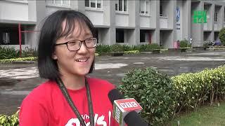 Đại học tài chính – markerting: sinh viên phản ứng gay gắt về quy định trang phục  VTC14