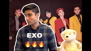 EXO-OBSESSION REACTION| British Indian Guy |인도계 영국 남자의 엑소 리액…