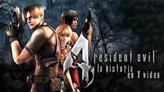 Resident Evil 4 I La Historia en 1 Video