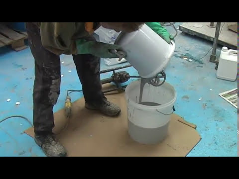 How to Lay Conseal SL Self Leveling Epoxy Floor Screed,  Reactive Resins, UK