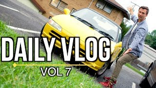 Daily Vlog 7: Test Driving A Car | LOL Life