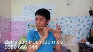 Hướng dẫn thổi sáo bài Tây du ký - Mão Mèo