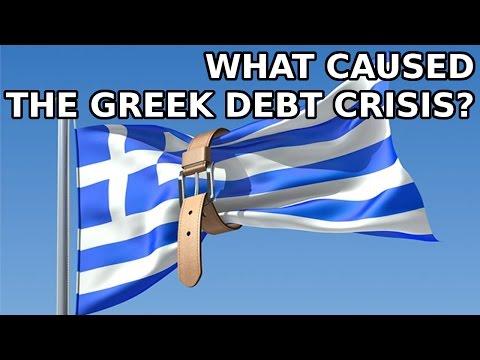 Greek Debt Crisis Explained
