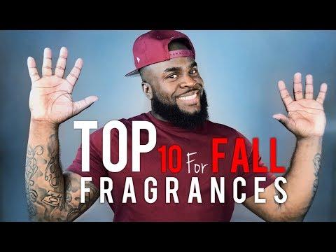 Top 10 Best Fall Fragrance List   Fall 2017 Fragrance List
