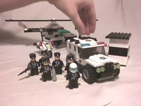 Topaz Video Review: Le poste de police (1/2) [Français]