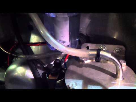 Impianto a idrogeno sulla smart