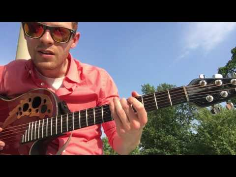 Guitar lessons Omaha - tuning by ear