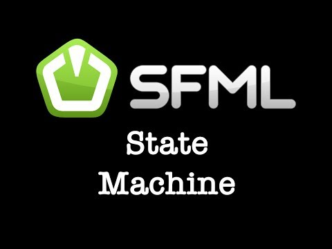 SFML Game Engine Part 1 - State Machine
