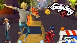ADRIEN VS LADYBUG, High Score BATTLE! | Miraculous Ladybug & Cat Noir #83