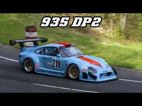 Porsche 935 DP II - TURBO Berg monster