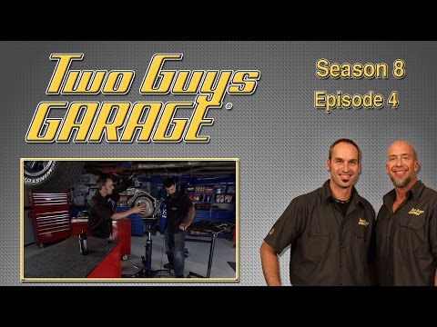 1972 Chevelle Transmission Upgrade | Two Guys Garage | Season 8 | Episode 4