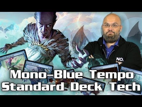 "$30 ""Budget"" INSANE Mono Blue Tempo Standard Deck Tech for Guilds of  Ravnica – MTG!"